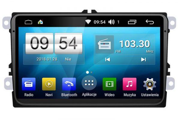AMC886 PRO stacja multimedialna android