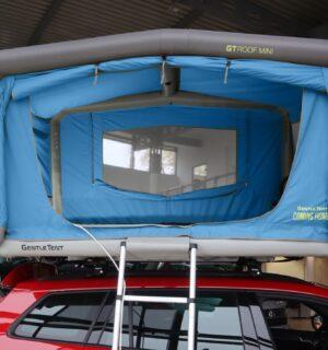 GT ROOF MINI | Namiot dachowy dla 2 osób