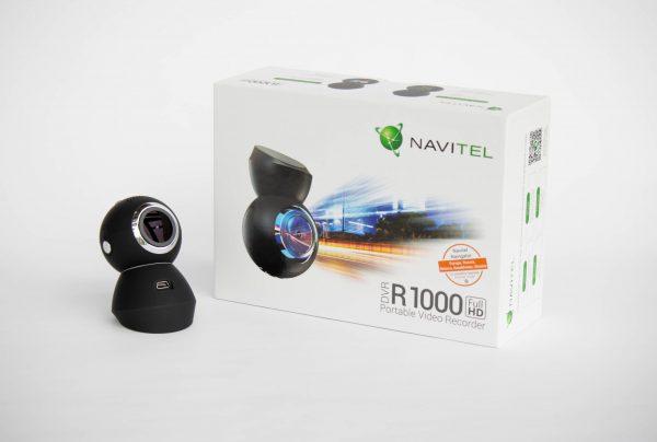NAVITEL R1000 pudełko