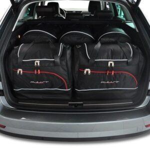 Zestaw toreb do bagażnika – Skoda Superb III 2015+| Sportowy