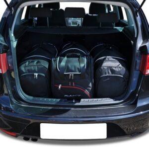 Zestaw toreb do bagażnika – SEAT ALTEA I XL 2004-2015 | Sportowy