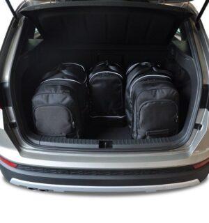 Zestaw toreb do bagażnika – SEAT ATECA 2016+ | Sportowy