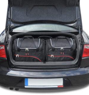 Zestaw toreb do bagażnika – SEAT EXEO LIMOUSINE 2009-2013 | Sportowy