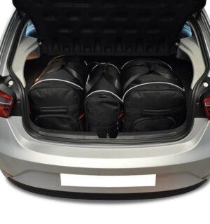Zestaw toreb do bagażnika – SEAT IBIZA IV HATCHBACK 2008-2017 | Lotniczy