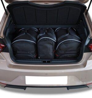 Zestaw toreb do bagażnika – SEAT IBIZA V HATCHBACK 2017+ | Sportowy