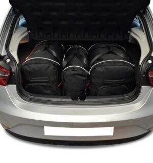 Zestaw toreb do bagażnika – SEAT IBIZA IV SPORTCOUPE 2008-2016 | Lotniczy