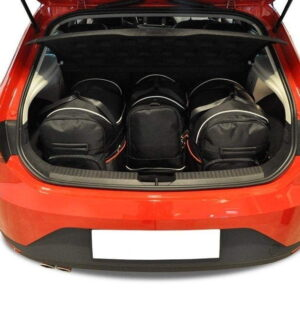 Zestaw toreb do bagażnika – SEAT LEON III 2013-2020