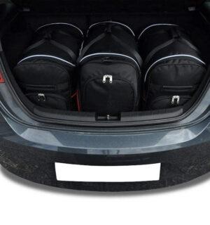 Zestaw toreb do bagażnika – SEAT LEON II HATCHBACK 2005-2012 | Sportowy