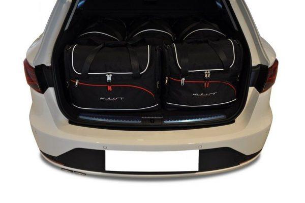 SEAT LEON ST 2013-2020 TORBY DO BAGAZNIKA 7036016
