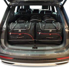 Zestaw toreb do bagażnika – SEAT TARRACO 2018+   Sportowy