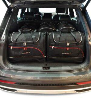 Zestaw toreb do bagażnika – SEAT TARRACO 2018+ | Sportowy
