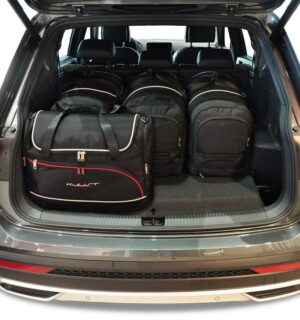 Zestaw toreb do bagażnika – SEAT TARRACO 2018+ | Lotniczy