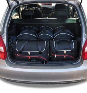 Zestaw toreb do bagażnika – SKODA FABIA II KOMBI 2007-2014