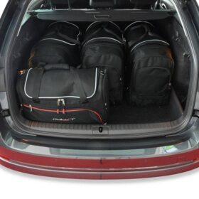 Zestaw toreb do bagażnika – SKODA OCTAVIA IV KOMBI 2020+   Lotniczy