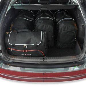 Zestaw toreb do bagażnika – SKODA OCTAVIA IV KOMBI 2020+ | Lotniczy