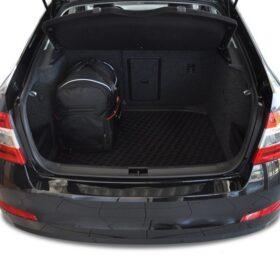 Zestaw toreb do bagażnika – SKODA OCTAVIA III LIFTBACK 2013-2020 | Sportowy