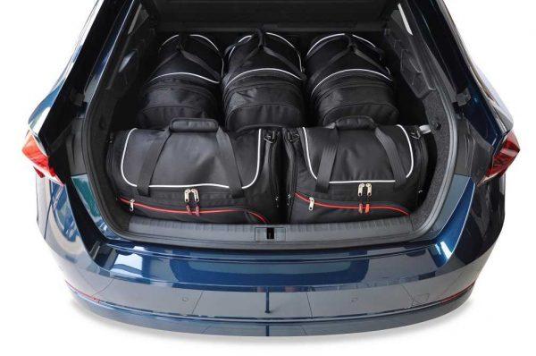 Torby samochodowe SKODA OCTAVIA 4 LIFTBACK 2020+