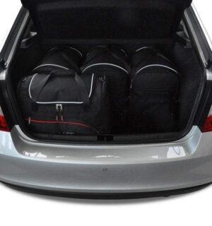 Zestaw toreb do bagażnika – SKODA RAPID LIFTBACK 2012-2019 | Sportowy