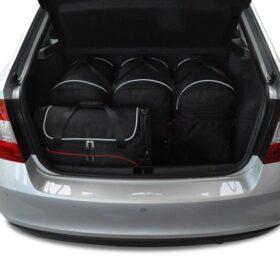 Zestaw toreb do bagażnika – SKODA RAPID LIFTBACK 2012-2019 | Lotniczy