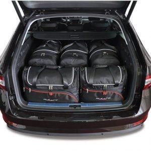 Zestaw toreb do bagażnika – SKODA SUPERB III KOMBI 2015+ | Lotniczy