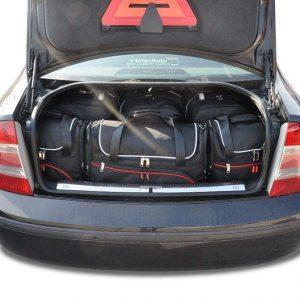 Zestaw toreb do bagażnika – SKODA SUPERB I LIMOUSINE 2001-2008 | Lotniczy