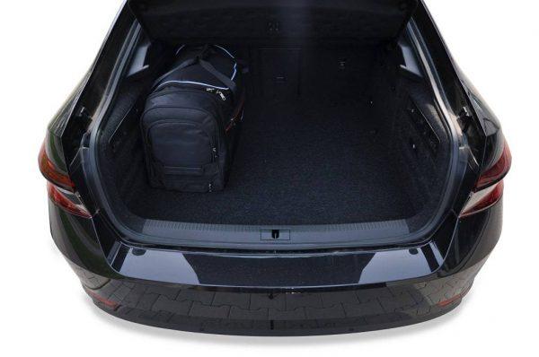 SKODA SUPERB iV LIFTBACK PLUG-IN HYBRID 2019 TORBY DO BAGAZNIKA 7037032