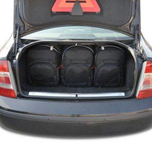 Zestaw toreb do bagażnika – SKODA SUPERB I LIMOUSINE 2001-2008 | Sportowy