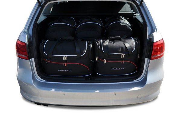 TORBY SAMOCHODOWE VW PASSAT B7 VARIANT 2010-2014 KJUST 7043036
