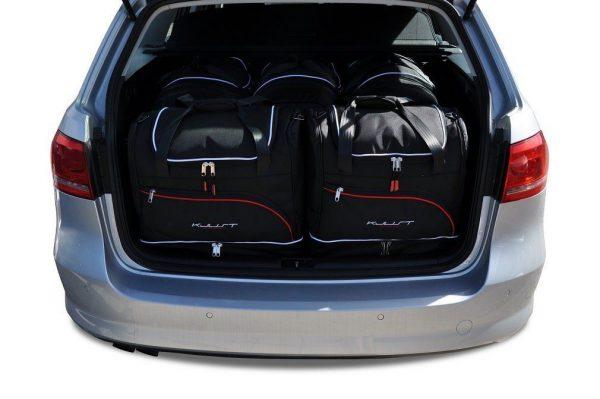 TORBY SAMOCHODOWE VW PASSAT B7 VARIANT 2010-2014 KJUST 7043110