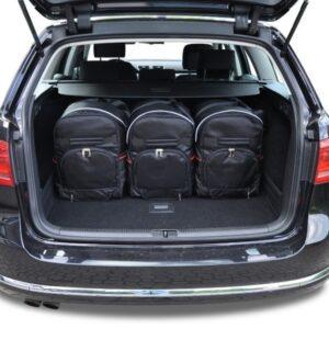 Zestaw toreb do bagażnika – VW PASSAT B7 VARIANT ALLTRACK 2010-2014 | Sportowy