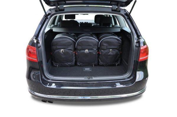 TORBY SAMOCHODOWE VW PASSAT B7 VARIANT ALLTRACK 2010-2014 7043020