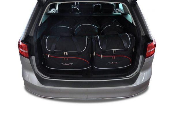 TORBY SAMOCHODOWE VW PASSAT B8 VARIANT 2014+ KJUST 7043037