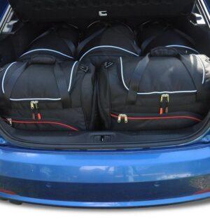 Zestaw toreb do bagażnika – SKODA OCTAVIA II LIFTBACK 2004-2013 | Sportowy