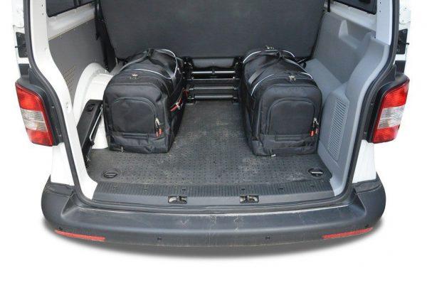 VW CARAVELLE 2009-2015 TORBY DO BAGAZNIKA 7043021
