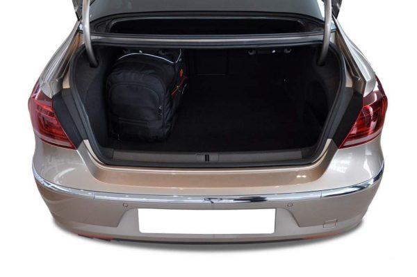 VW CC 2012-2017 TORBY DO BAGAZNIKA 7043012