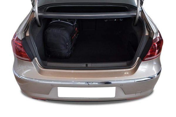 VW CC 2012-2017 TORBY DO BAGAZNIKA 7043043