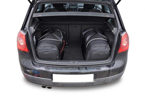 VW GOLF 5 HATCHBACK 2003-2008 TORBY DO BAGAZNIKA 7043046