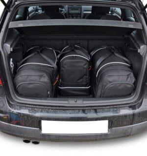 Zestaw toreb do bagażnika – VW GOLF V HATCHBACK 2003-2008