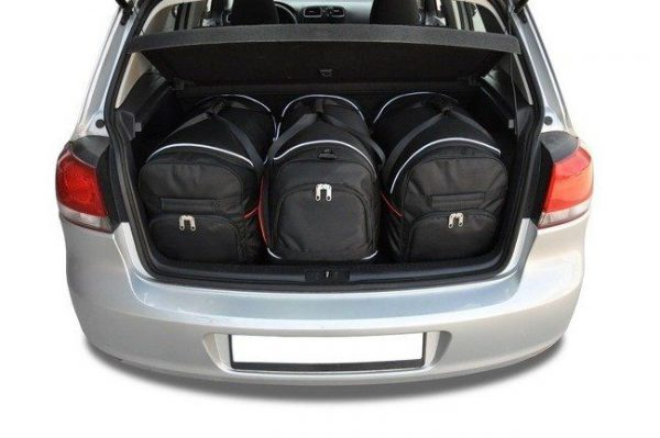 VW GOLF 6 HATCHBACK 2008-2012 TORBY DO BAGAZNIKA 7043205