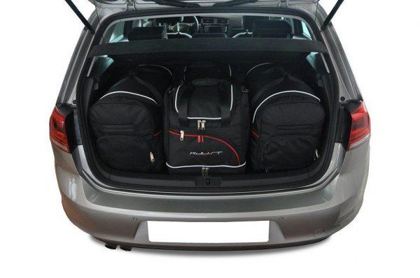 VW GOLF 7 HATCHBACK 2012-2020 TORBY DO BAGAZNIKA Kjust 7043005