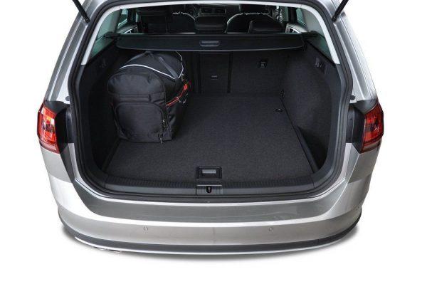 VW GOLF 7 VARIANT 2013-2020 TORBY DO BAGAZNIKA 7043006