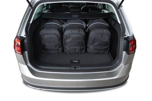 VW GOLF 7 VARIANT 2013-2020 TORBY DO BAGAZNIKA 7043041