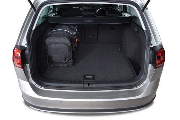 VW GOLF 7 VARIANT ALLTRACK 2015-2020 TORBY DO BAGAZNIKA 7043042