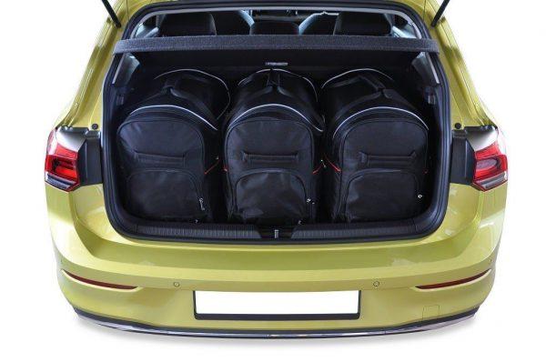 Torby samochodowe VW GOLF 8 HATCHBACK 2019+ 7043055
