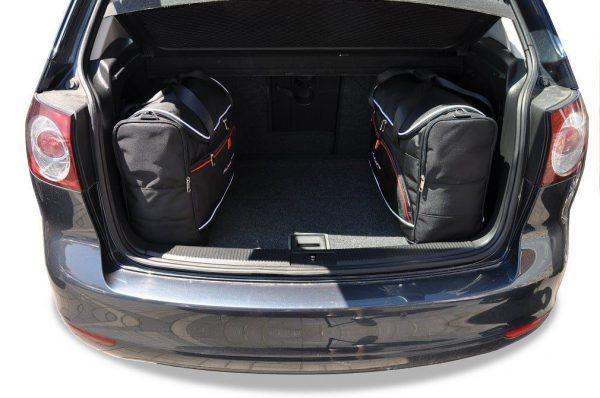VW GOLF PLUS 2008-2012 TORBY DO BAGAZNIKA 7043029