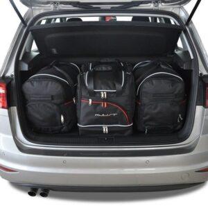 Zestaw toreb do bagażnika – VW GOLF VII SPORTSVAN 2013-2020 | Sportowy