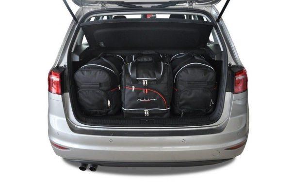 VW GOLF SPORTSVAN 2013-2020 TORBY DO BAGAZNIKA 7043007