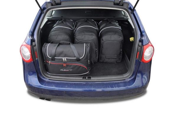VW PASSAT B6 VARIANT 2005-2010 TORBY DO BAGAZNIKA 7043040