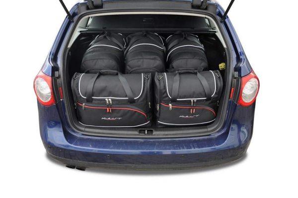 TORBY SAMOCHODOWE VW PASSAT B6 VARIANT 2005-2010 KJUST 7043040