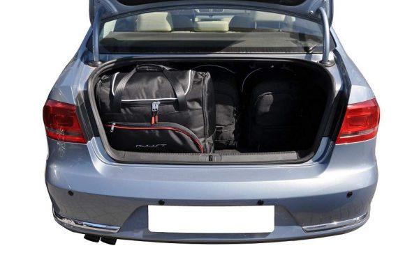 VW PASSAT B7 LIMOUSINE 2010-2014 TORBY DO BAGAZNIKA 7043109